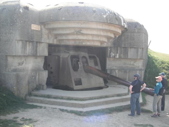 Coastal Battery at Longues-sur-Mer