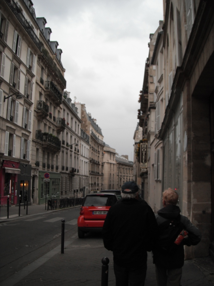 Streets of the Latin Quarter