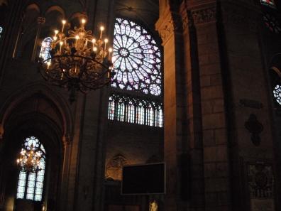 Notre Dame, interior