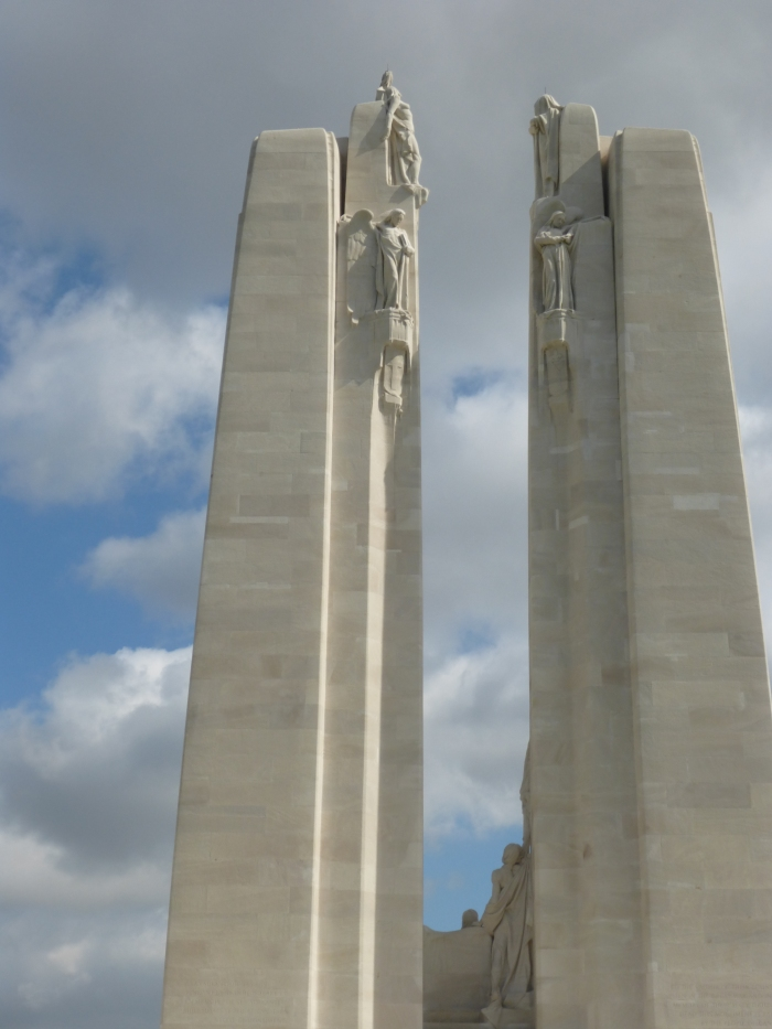 The Two Pylons of the Monument