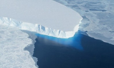 Climate Crisis: Bigger Storm Waves and Glacier Collapse
