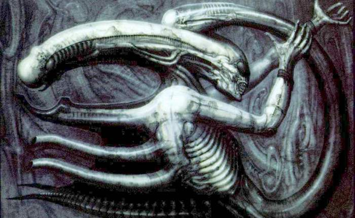 Writing From Real Science… AboutAliens!