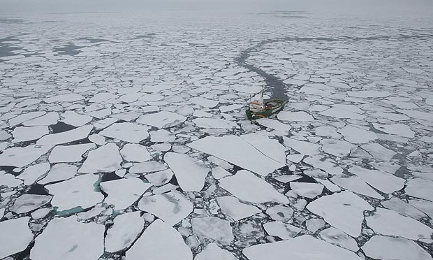 Live blog on Artic sea ice : Sea Ice Minimum