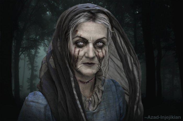 Lady Stoneheart, by Azad Injejikian