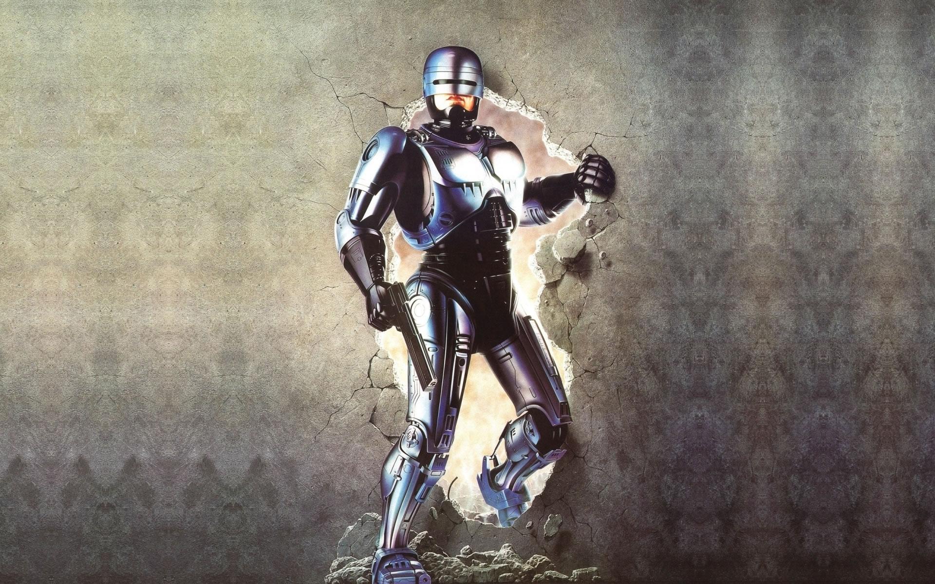 Robocop Movie Wallpapers [HD Facebook Timeline Covers