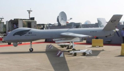 Drone Wars: China's Rainbow Drone Unveiled