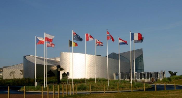 The Juno Beach Center, Courseulles-sur-Mer, France. Credit: junobeach.org