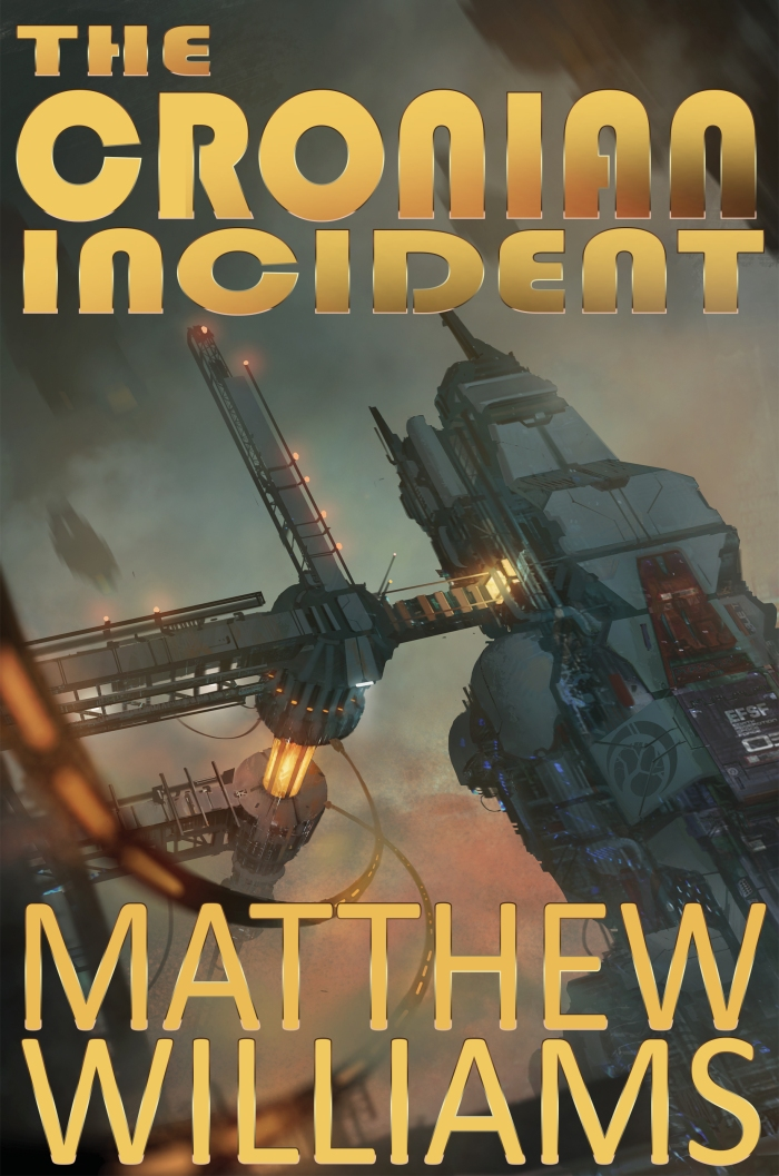 Another 5 Star Review for The Cronian Incident