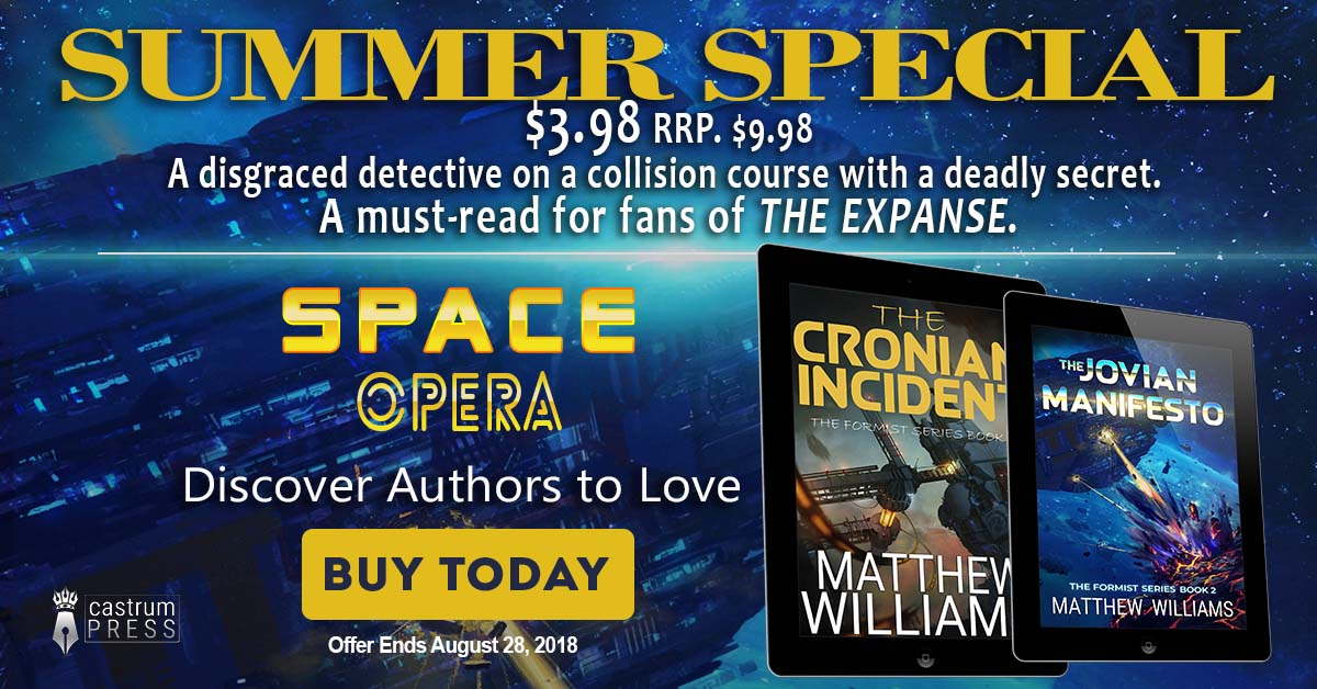 Bundle Deal Cronian Incident & Jovian Manifesto Matthew Williams.jpg