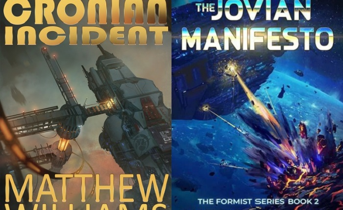 Looking for Advanced Readers for The Formist Series!