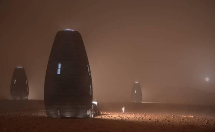 The Colonizing Mars Series Over atStardom!