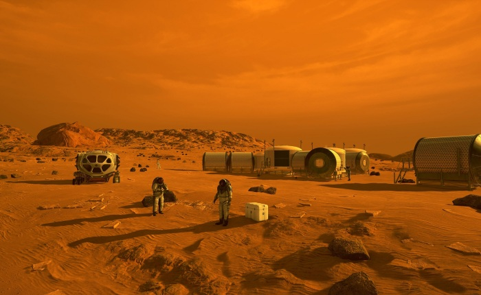 Introducing The MartianDispatches!